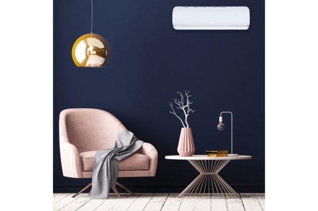 Klimatyzator G-Tech Rose Gold/Silver Galeria zdjęć