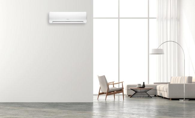 Klimatyzator ścienny Muse Galeria zdjęć